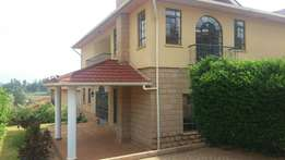 4 bedroom town house for sale in kitisuru.