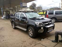Toyota Hilux on sale