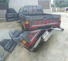 Strong Toyota hilux pickup