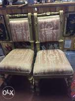 Hey Judes for Giltwood chairs sold each