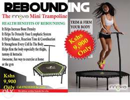 MINI TRAMPOLINE for gyms and homes