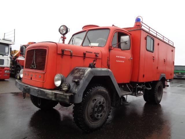 Magirus 125 D 16 4X4 - 1966