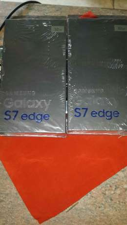 2× Brand new sealed Samsung Galaxy S7 edges for sale Gezina - image 1