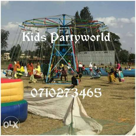 Bouncing castle,bouncy castles,trampolines,jumping trampoline for hire Westlands - image 6