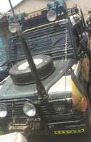 Good landrover for sell