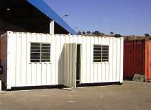 Reliable 6M (20 Foot) Portable Office Container