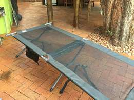 2 Camping Stretchers for sale.