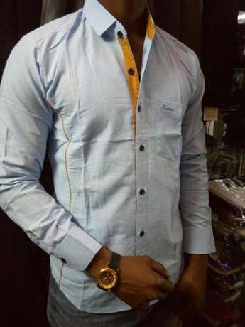 Slim-fit casual Plain shirts Nairobi CBD - image 3