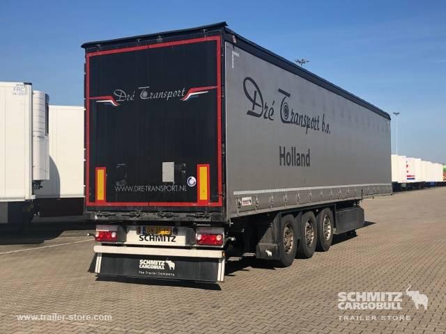 Schmitz Cargobull Schuifzeil Standard - 2015