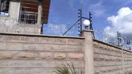 Electric fence and Razor wire installer
