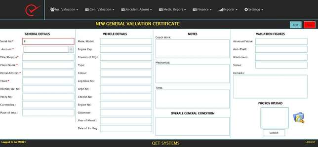 Motor Vehicle Valuation Management System/Software-150,000 Nairobi CBD - image 3