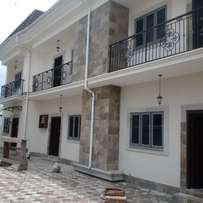 Tastefully finished 1bedroom Duplex with Federal light At Old GRA