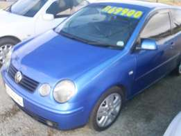 VW Polo 1.9 TDI 2004 6 Speed