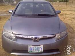 very neat 2007 Honda Civic up for grabs!