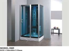 Shower Enclosure with Massage Functions