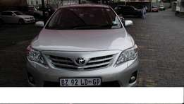 Toyota Corolla 2.0 Executive for family / cab business (uber/ taxify)