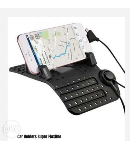Car holder and charger for your phone
