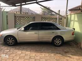 2002 TOYOTA AVALON, 2nd Hand Mint Condition,