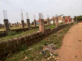 Hot Sale!!! 2 plots of land beside airport in ibadan