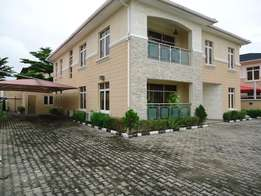 Furnished 4bedroom Detached Duplex at Oniru
