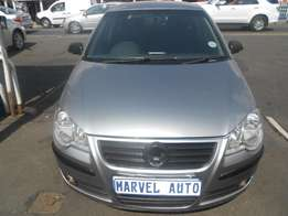 2007 Volkswagen Polo 1.4 Trendline For R75000