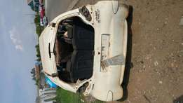 Toyota Aygo stripping for spares