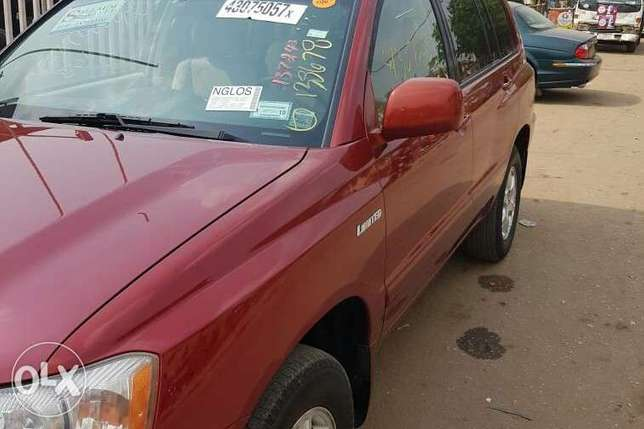 Foreign used superclean highlander available for sale Ipaja - image 7