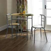 Two seater dinning table & chairs
