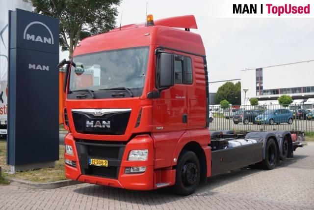 MAN TGX 26.400 6X2-2 LL - 2013