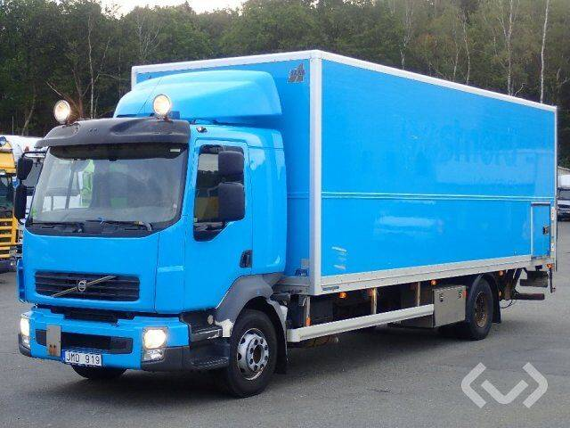 Volvo FL240 (Export only) 4x2 Box (tail lift) - 08 - 2019