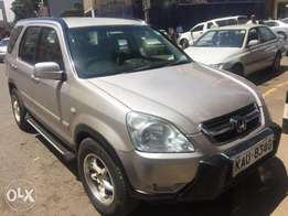 Honda CRV Local
