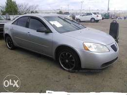 Very Clean Pontiac G6 sport edition
