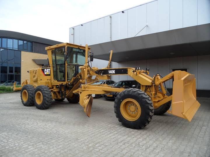 Caterpillar 12H 140H 143H 140K 12M 140M Front Blade - 2019