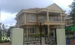 Five bedroom detached house at amen estate