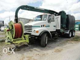 2003 Sterling LT7500 Super Products Camel ACTOR VAC-CON VACUUM HYDRO E