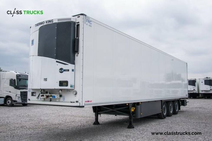 Schmitz Cargobull SKO24/L - FP 60 ThermoKing SLXi300 DoubleDeck - 2017