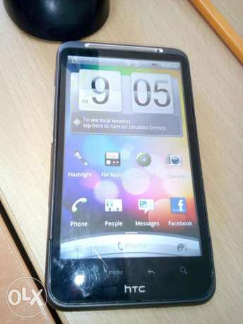 HTC Desire - Almost New Lenana - image 4