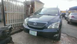 Registered Lexus Rx350 for sale