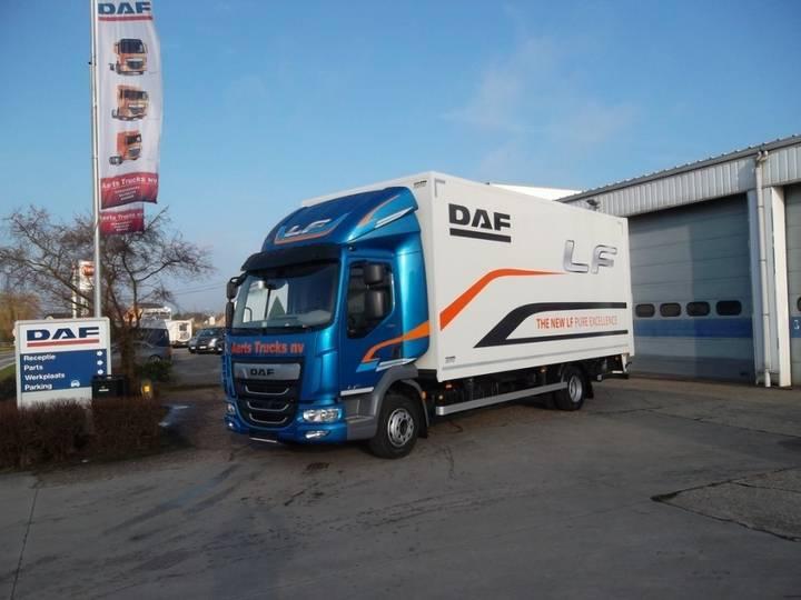 DAF LF 210 FA 12T Day Cab Lightweight