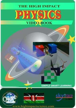 High Impact Maths Video-Books Nairobi CBD - image 6