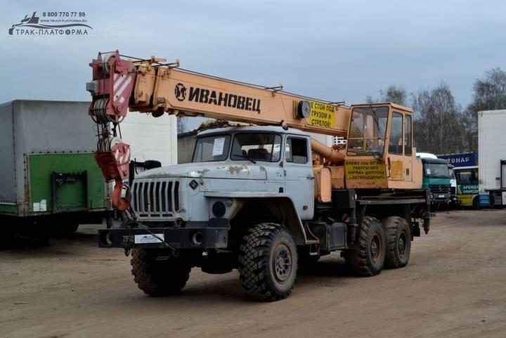 Ural 4320 - 2012