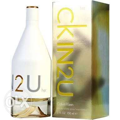 CK IN 2 U. Genuine perfume on Valentine's Day Offer. Grab yours now! Mombasa Island - image 1