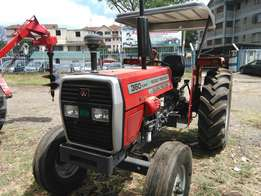 MF 360,turbo charge,1 year warranty,and free plough.