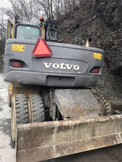 Volvo Ew140b - 2006
