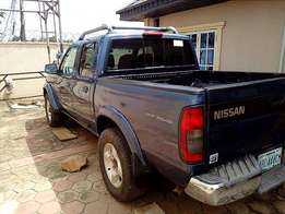 Nissan Frontier(2001)firstbody