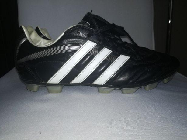 całkiem tania sprzedawca hurtowy najnowsza kolekcja Korki buty do gry w piłkę nożną lanki skórzane skóra Adidas ...