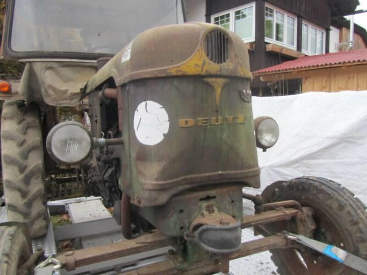 Deutz-fahr F 2 L 612/5 Motor 2 Zylinder 712 Originalzustand - 1959 - image 8
