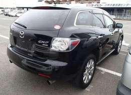 Mazda CX7 brand new car