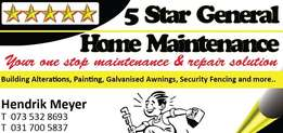 General Home Maintenance