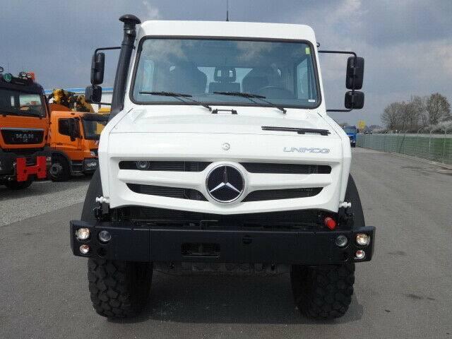 Mercedes-Benz Unimog U 5023 Neu/4x4/Fahrgestell/NA/265KM - 2015
